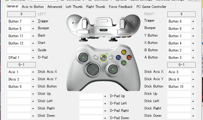 【メイプル2】コントローラーの設定やボタン配置の変更など